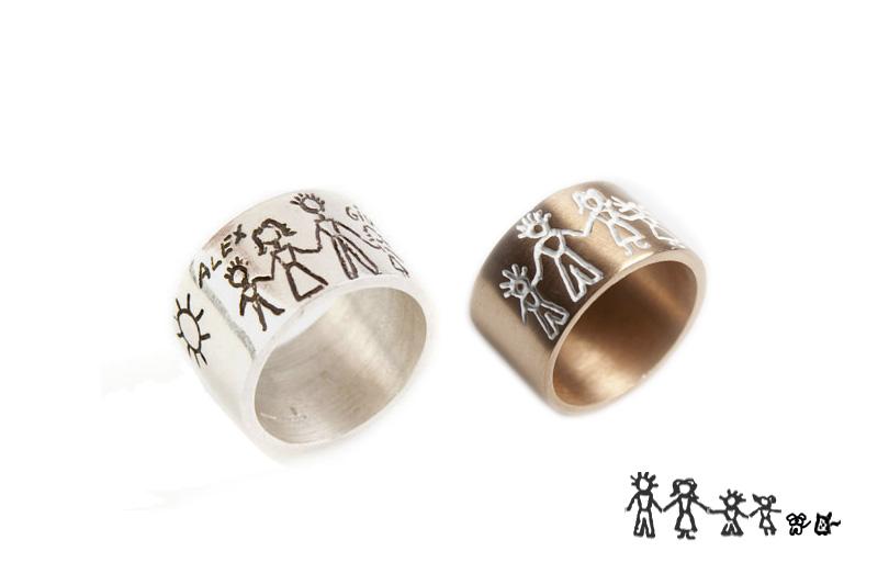 Tris o Ring: incidi il tuo amore e mettilo al dito