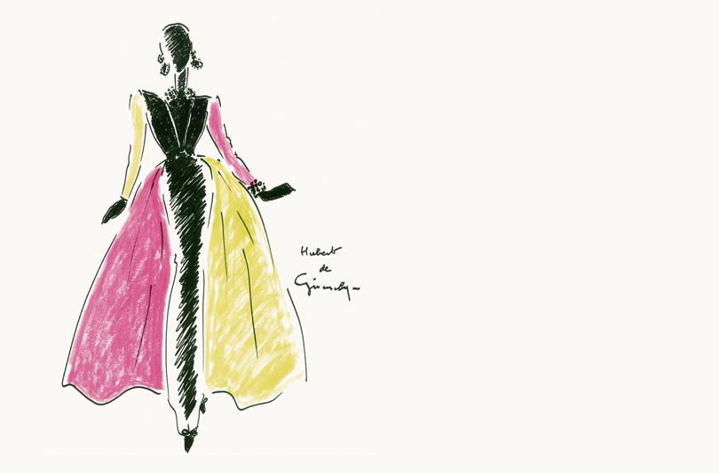 A Madrid la mostra dedicata a Hubert de Givenchy