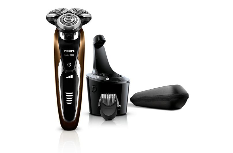 Philips Shaver series 9000: rasatura perfetta ad ogni passaggio