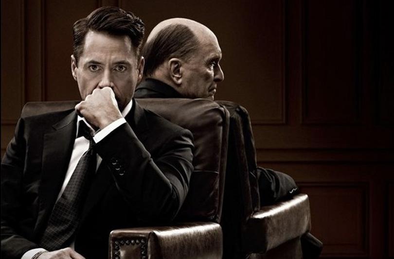 """Robert Duvall e Robert Downey Jr in """"The Judge"""" sono padre e figlio"""