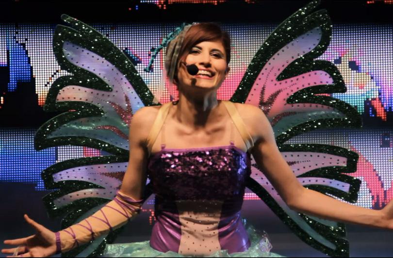 Winx Club Musical Show: 10 anni di magici successi
