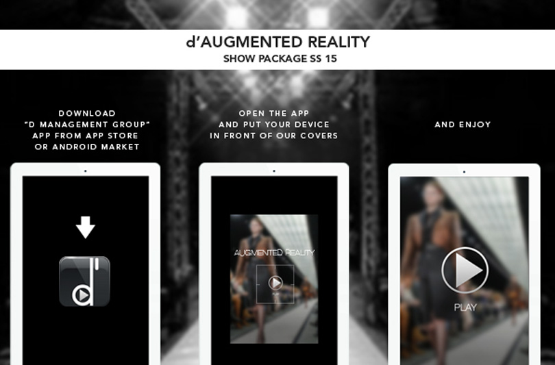 d'Augmented stravolge l'esperienza dei composit