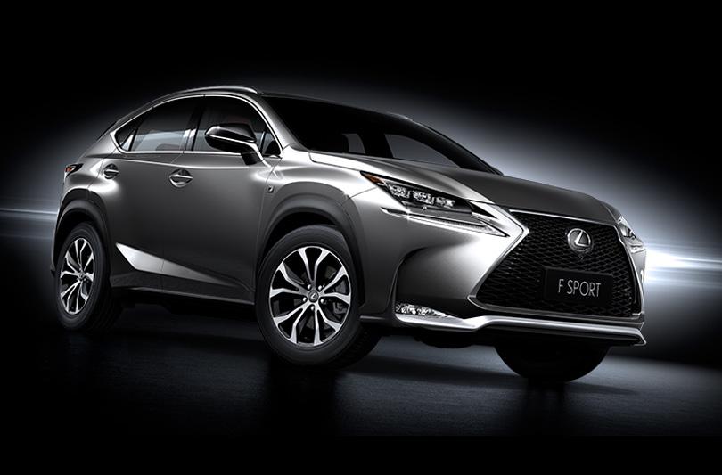 Designer impressionante e creatività dirompente per la nuova Lexus Nx