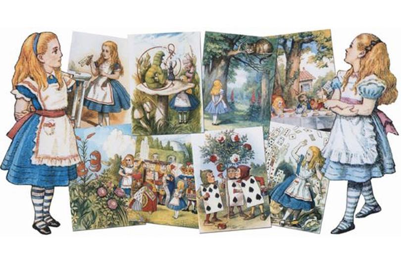Alice nel Paese delle Meraviglie festeggia 150 anni