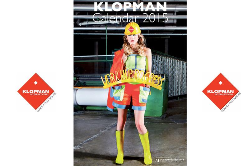 Gli studenti di Accademia Italiana creano la campagna pubblicitaria di Klopman International