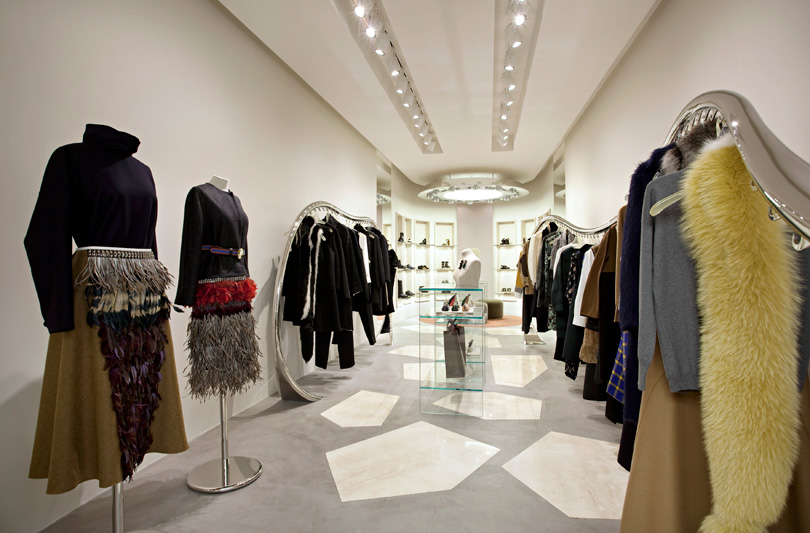 Marmi apre una nuova boutique a Madrid