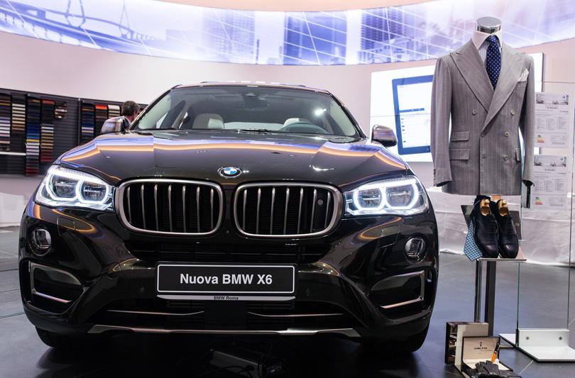 """Grande successo per l'evento BMW Roma """"Gioielli in Mostra"""""""