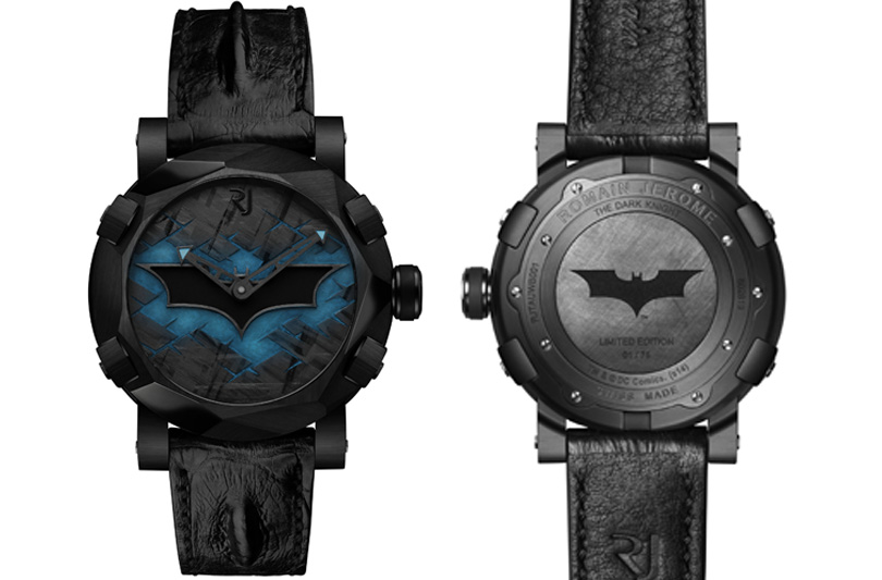 RJ-Romain Jerome Batman-DNA: Affari di Giorno, Eroe di notte!