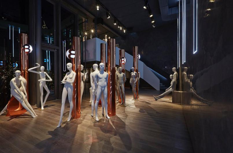 Bonaveri showroom