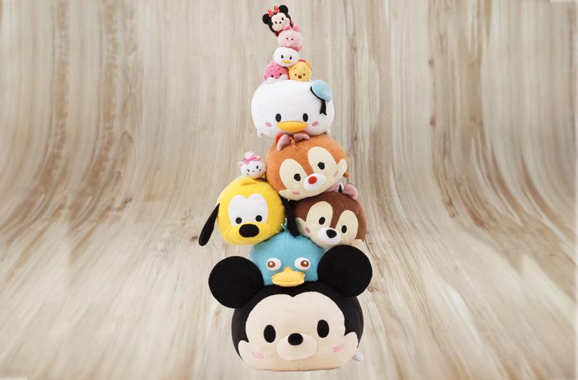 """Arriva anche in Europa la """"Disney Tsum Tsum"""" mania"""