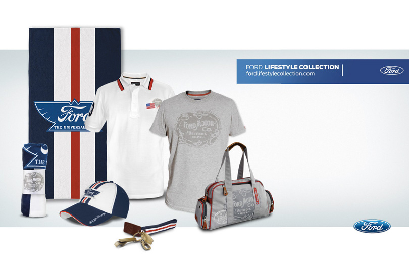 Ford lancia la Lifestyle Collection