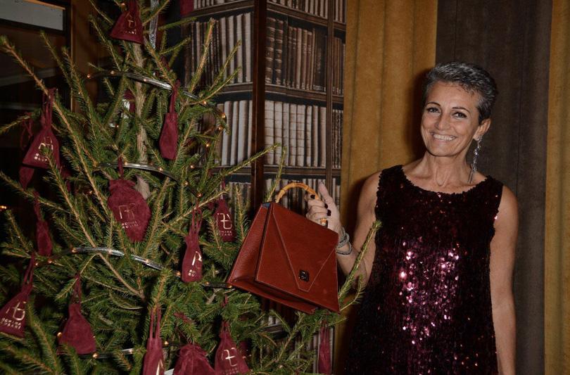 Lucrezia: l'ultima creazione che porta la firma RB Romana Busani