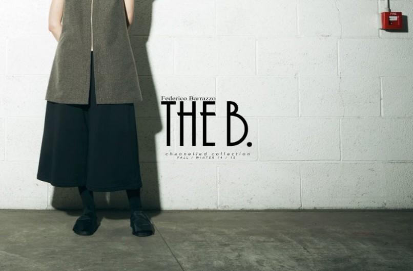 Federico Barrazzo, alias The B., racconta la sintesi estetica della sua nuova collezione
