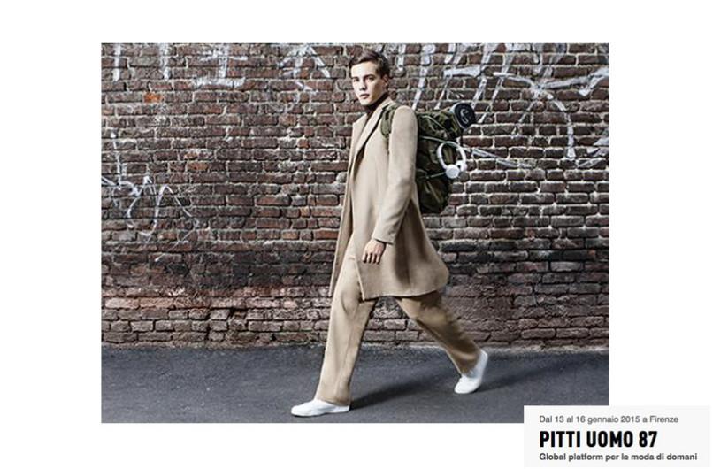 Pitti Uomo 87: a Firenze dal 13 al 16 Gennaio