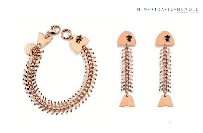 Nina tra le nuvole: la nuova linea di bijoux
