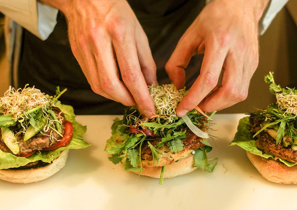 Banco: il primo Fast Food che fa bene