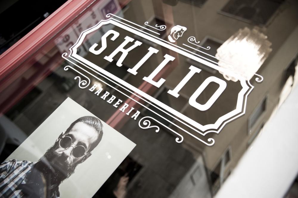 Skilio, la barba Old School Made in Italy