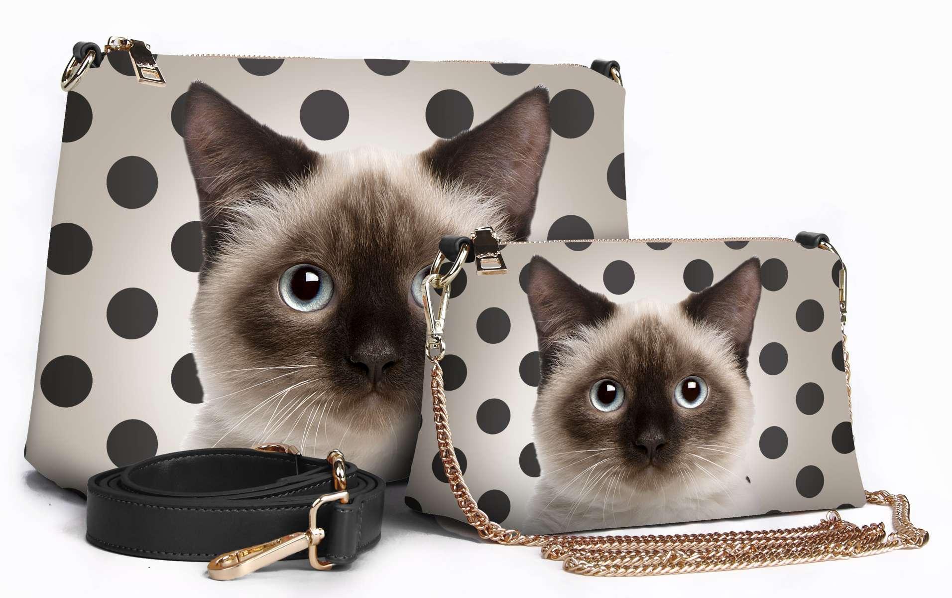 """Manie Bag presenta la linea di accessori """"Cats & pois"""""""
