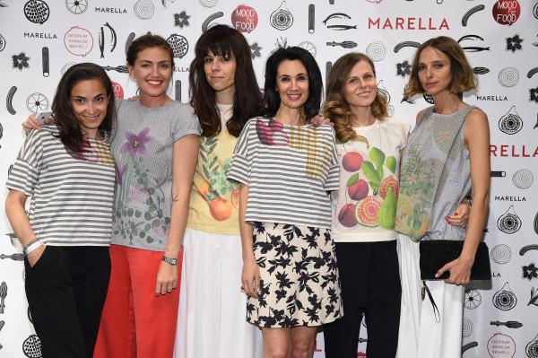 002_Justine Romano (Le Funky Mamas);chiara maci;Camilla Ronzullo (Zelda was a writer);Csaba Dalla Zorza;mara stragapede (the