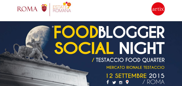 FOOD BLOGGER SOCIAL NIGHT