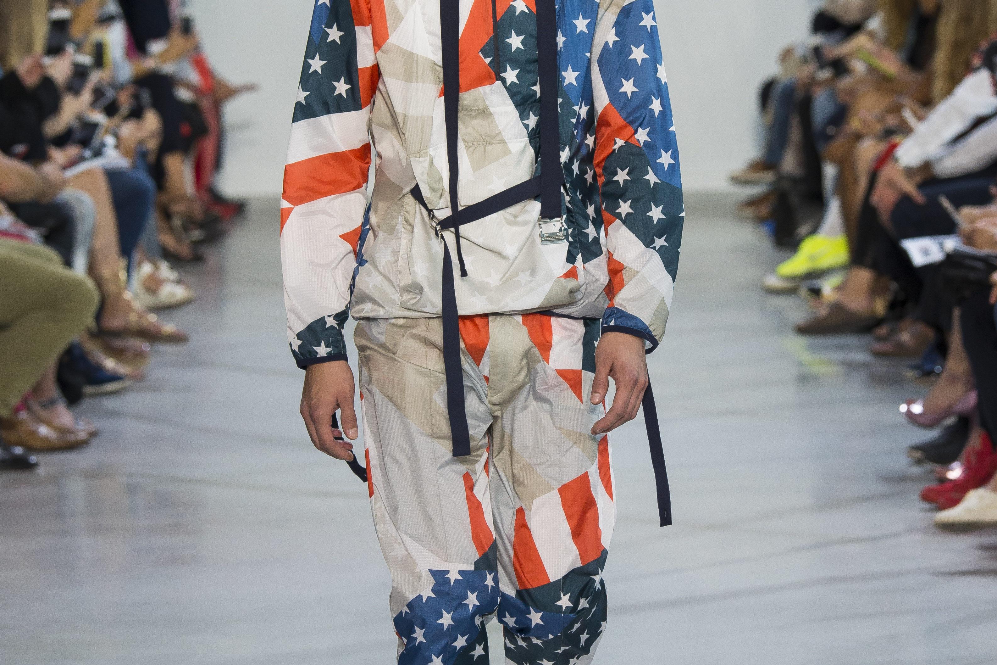 """Lacoste sfila a N.Y e presenta la collezione """"The Olympic Spirit"""""""