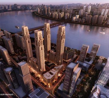 Vanke Metropolis 79: ad Hangzhou l'architettura di Robert Stern