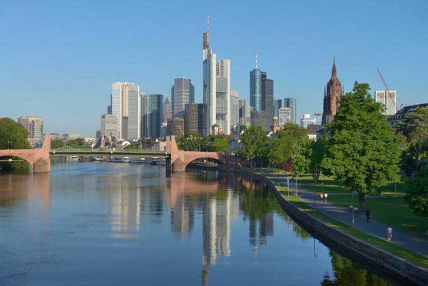Panorama Frankfurt (c)Tourismus+Congress GmbH Frankfurt_Holger Ullmann