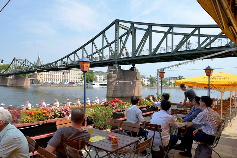 River Main (c)Tourismus+Congress GmbH Frankfurt_Holger Ullmann