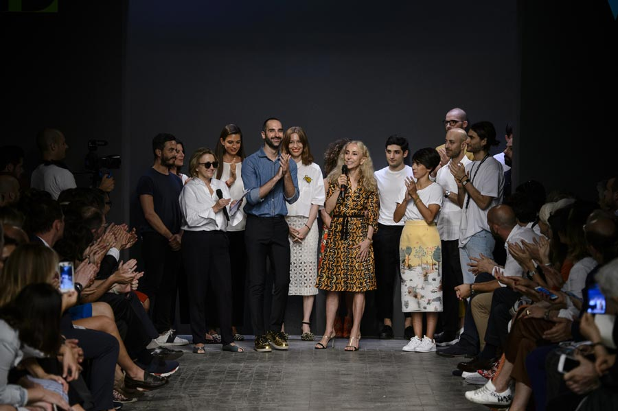 "Al via ""AltaRoma"": luci puntate su giovani designer!"