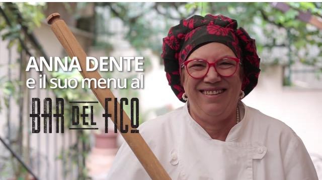 Al Bar del Fico arriva Anna Dente e la sua cucina romanesca
