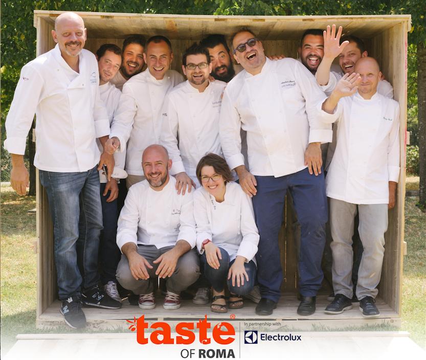 Taste of Roma 2016:  evviva la cucina degli chef stellati