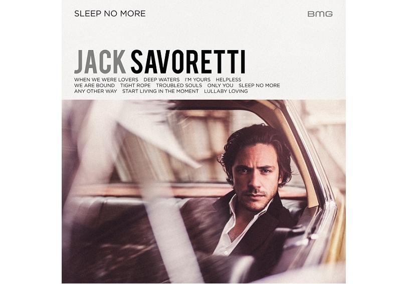 "Jack Savoretti presenta a Milano ""Sleep No More"""