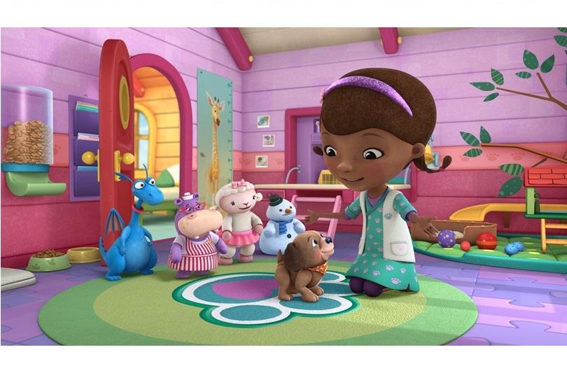 La Dottoressa Peluche torna oggi su Disney Junior