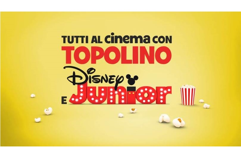 Tutti al Cinema con Topolino e Disney Junior