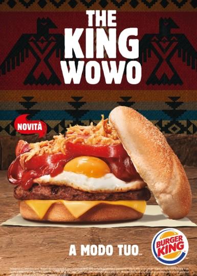 The King Wowo sa di uovo, di wow e di mia zia Maria