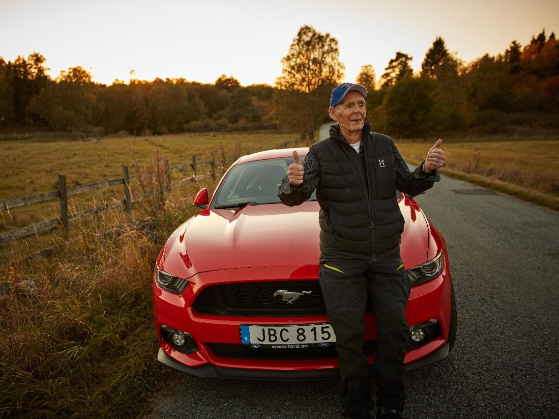 Ford Mustang: una passione senza età