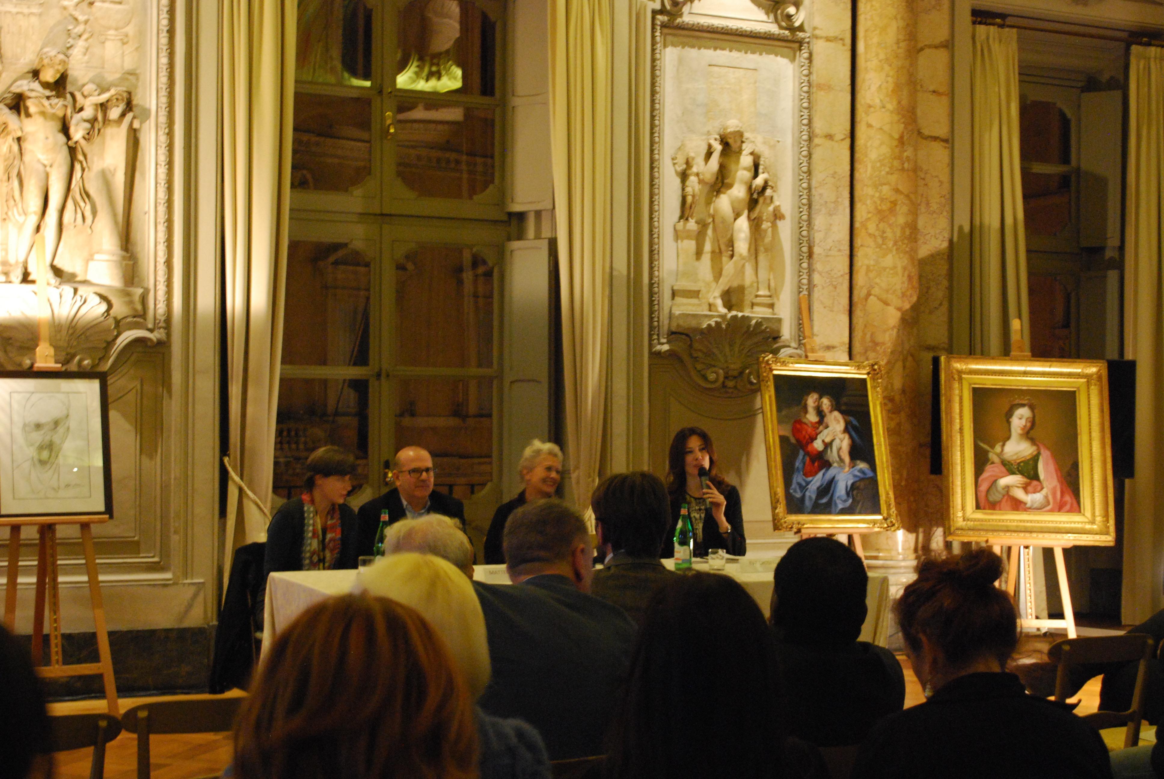 Arte e solidarietà nella Coffee House di Palazzo Colonna
