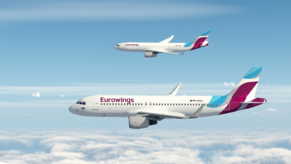 EUROWINGS A320-A330