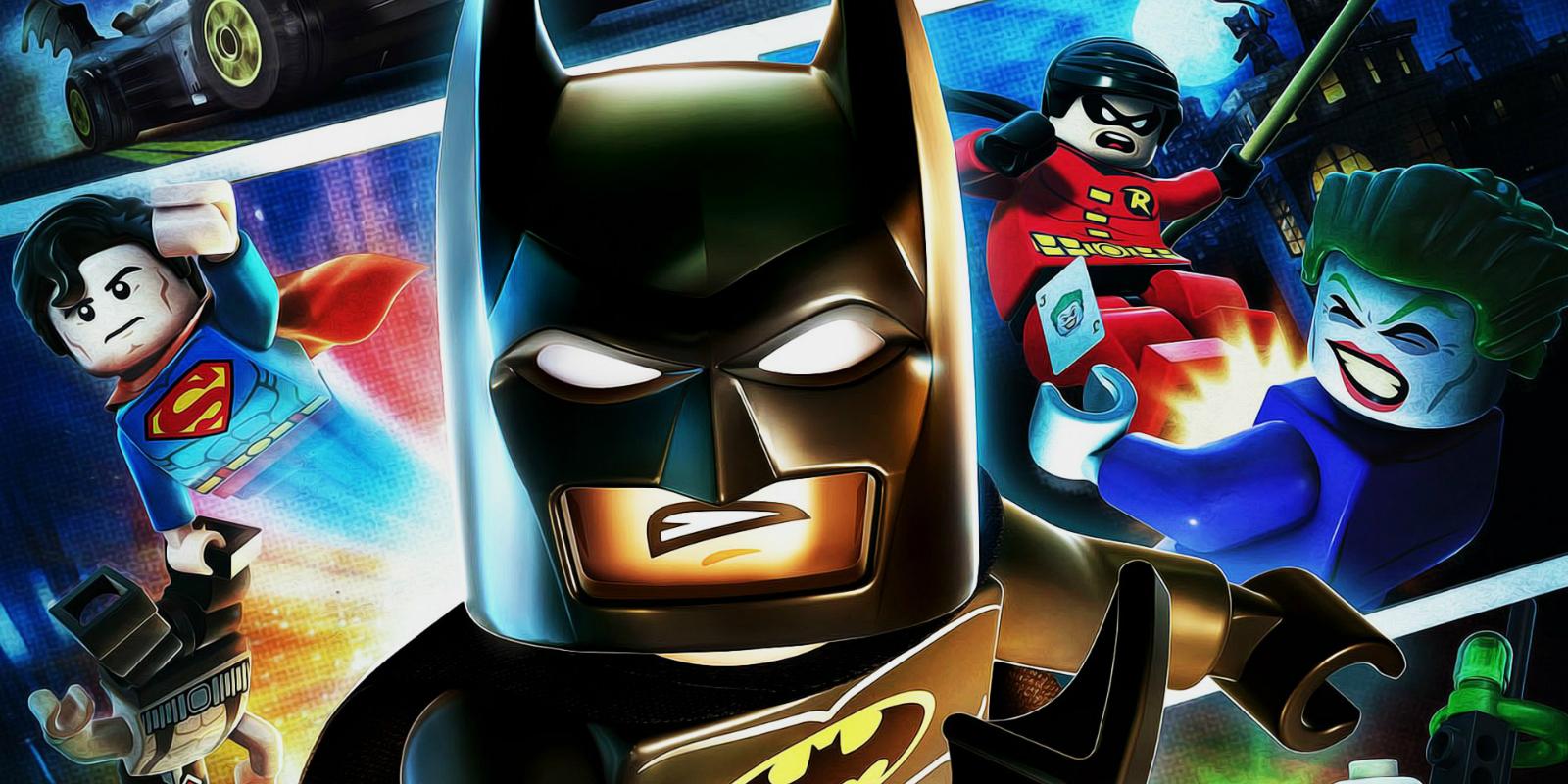 """Santamaria, Cucciari e Sperduti doppiatori per """"LEGO® Batman """""""