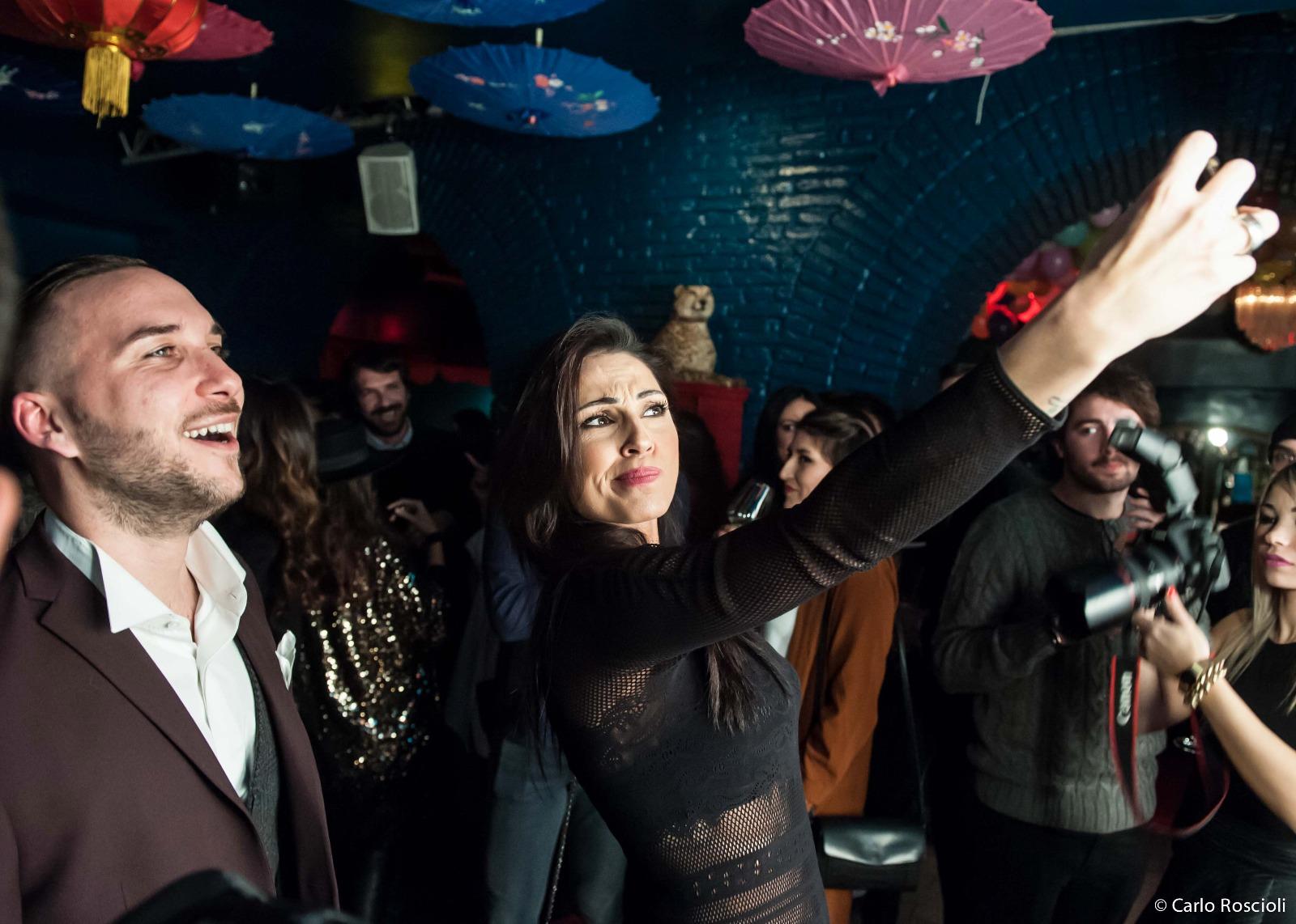 Briga festeggia il suo compleanno con i Dear Jack e Anna Tatangelo