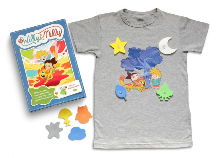 Willy & Nilly: quando vestirsi è un gioco da bambini!