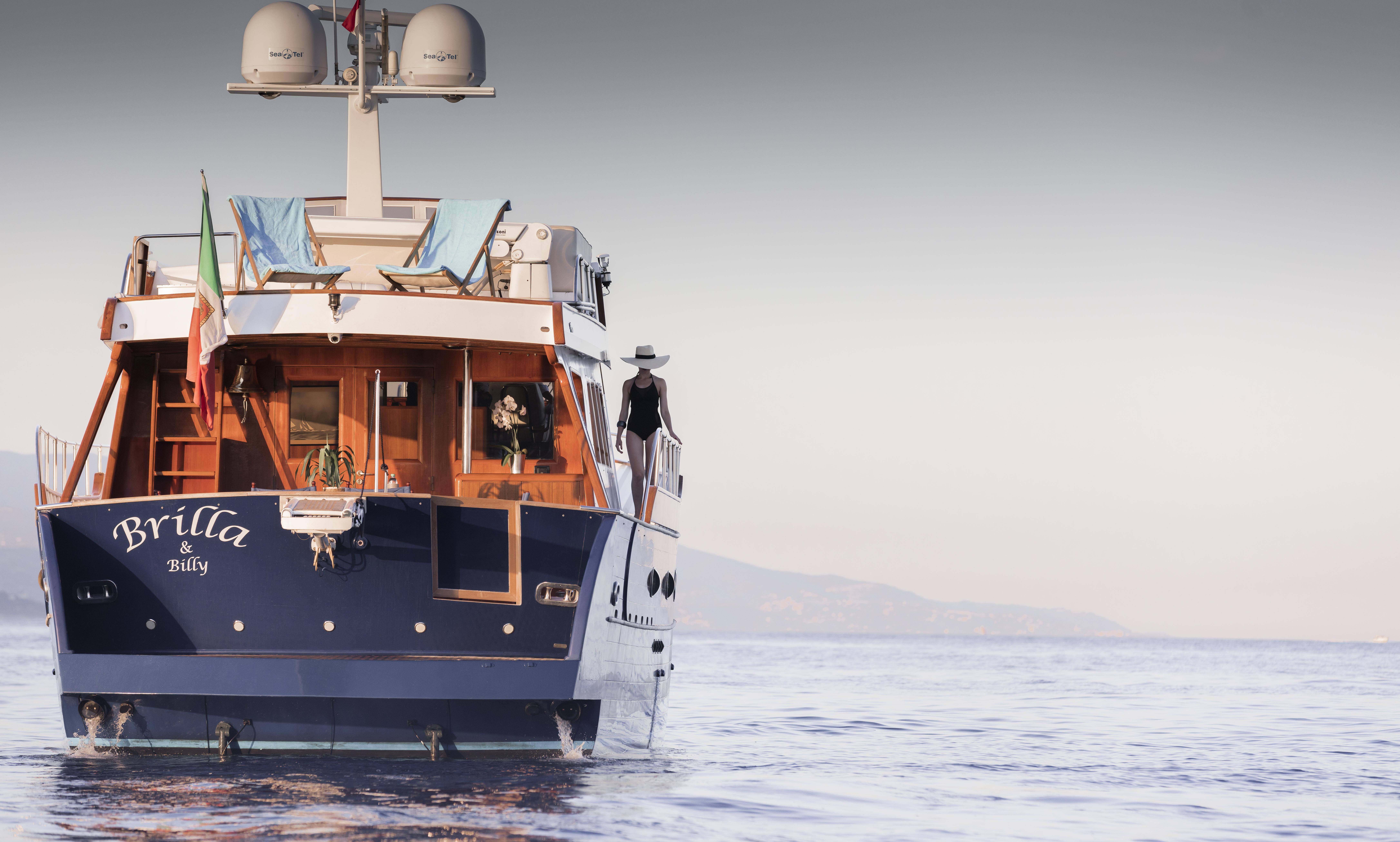 Yacht Lucio Dalla all'asta su Catawiki