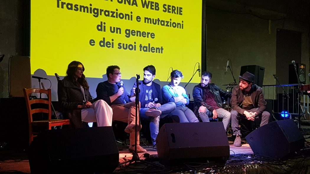 Giovanni Veronesi, La Pingra, Craig Richards per Fabrique du Cinéma