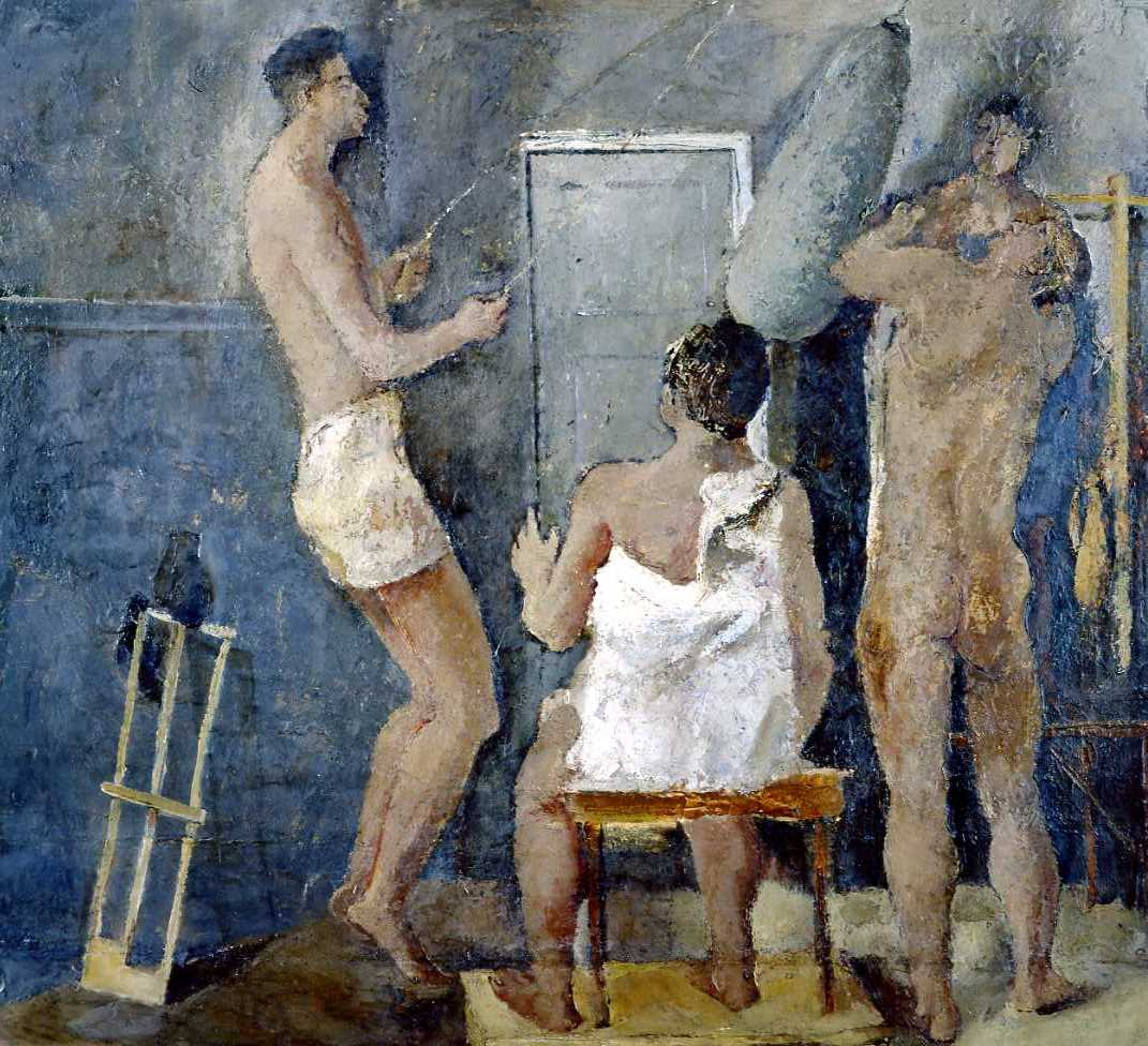 STANZE D'ARTISTA. Capolavori del '900 italiano a Roma