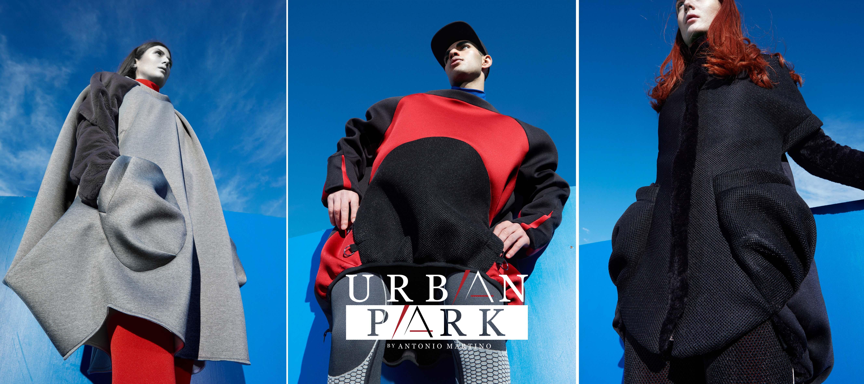 Antonio Martino presenta Urban Park