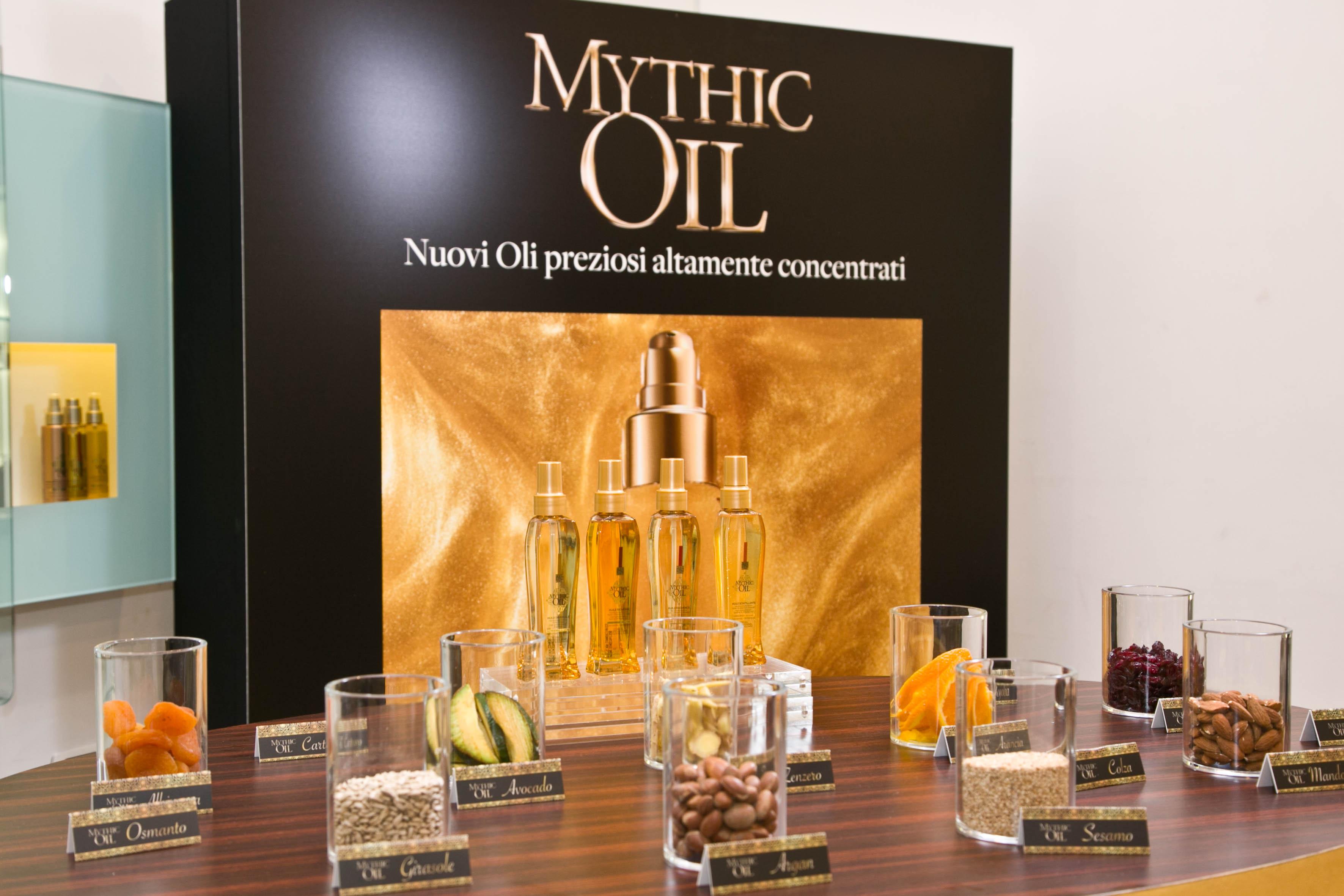Mythic Oil: una nuova esperienza di benessere