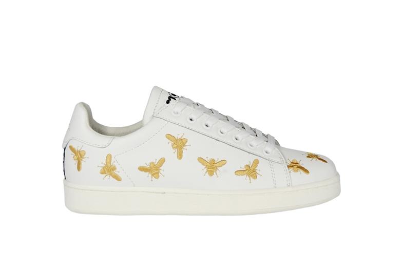 Moa Master of Arts: insetti sulle scarpe