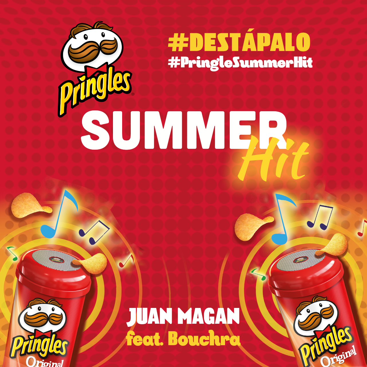Pringles e Bouchra accendono di musica l'estate