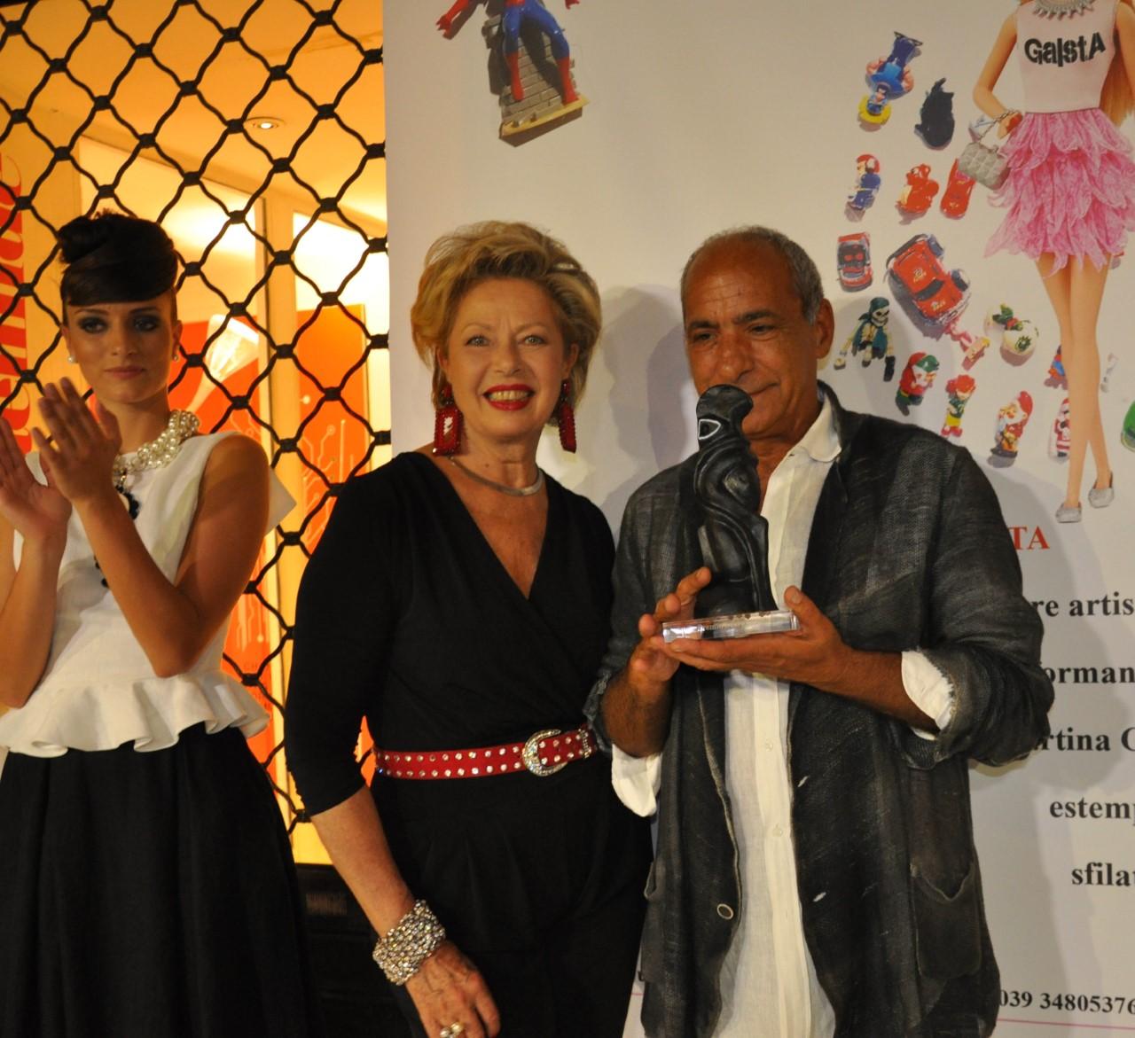 Il Premio Margutta tra arte, moda e mondanità
