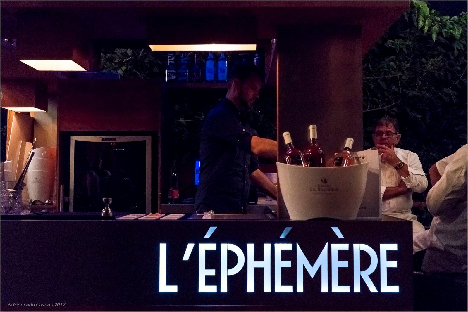 L'Ephemere: atmosfere francesi sul lungotevere romano